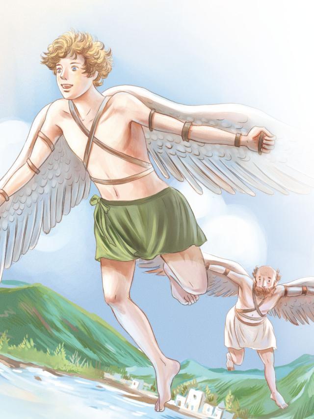 大師名作選 戴德拉斯與伊卡魯斯 (2)劇照 1