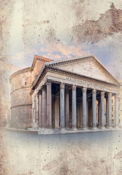 世界好望角--屹立千年的羅馬萬神殿 (1)線上看