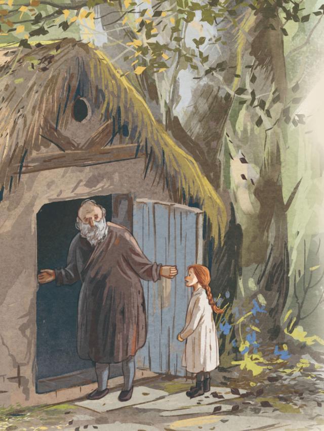 短篇故事集--〈森林中的聖約瑟〉(1)劇照 1