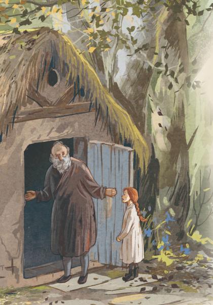 短篇故事集--〈森林中的聖約瑟〉(1)線上看