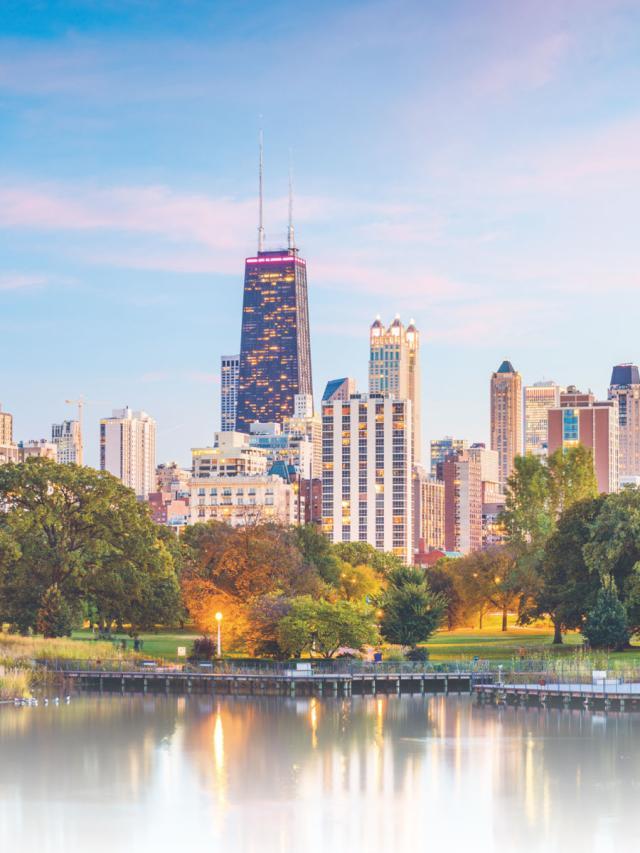 旅遊好去處 漫遊風城——芝加哥 (1)劇照 1