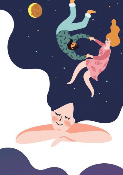 健康趣聞 你對「夢」了解多少呢?  (1)線上看