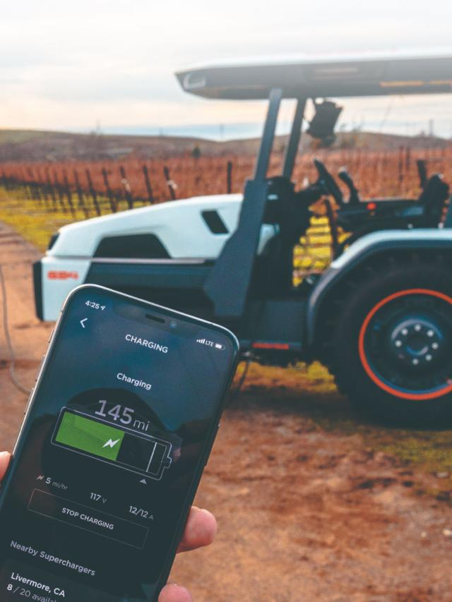 科技新知 農業新趨勢:智慧曳引機劇照 1