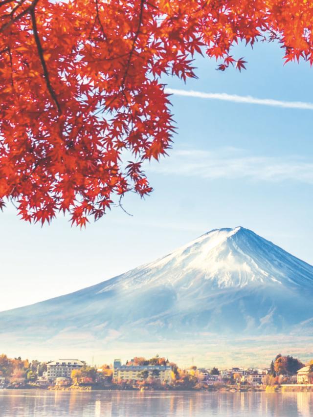 旅遊好去處 在富士五湖體驗日本秋季風情 (1)劇照 1