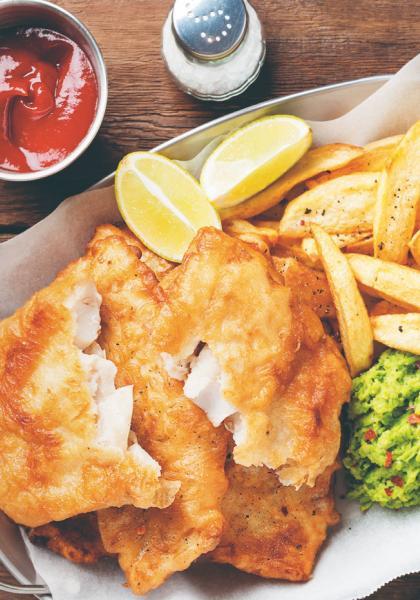 追本溯源 炸魚薯條:英國國菜的由來  (1)線上看