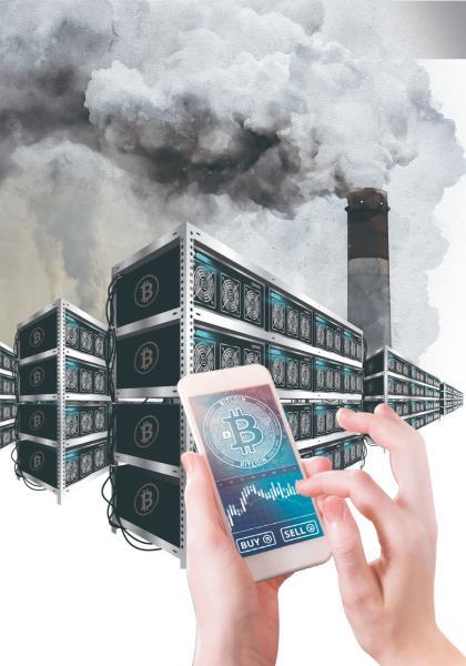 環保意識 數位貨幣的隱形代價 (2)線上看