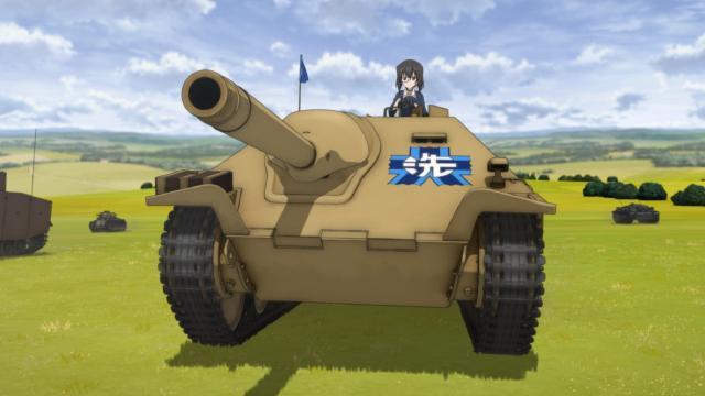 少女與戰車最終章第1話劇照 2