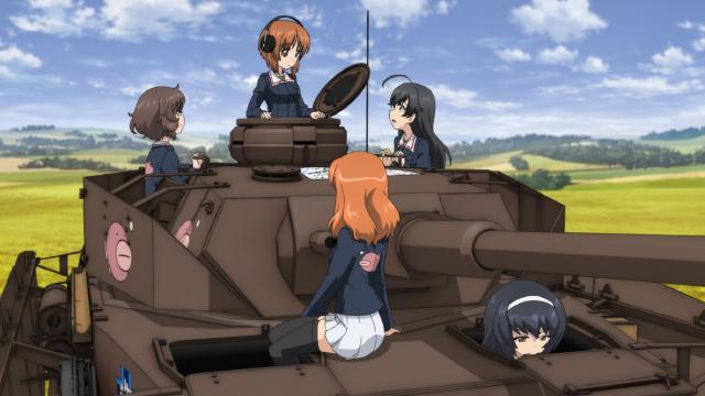 少女與戰車最終章第1話劇照 4
