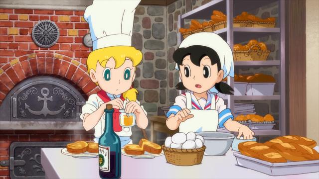 電影哆啦A夢:大雄的金銀島劇照 2