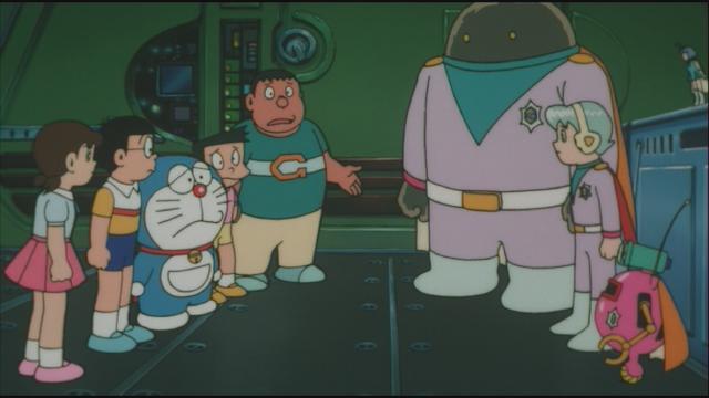 電影哆啦A夢:大雄的宇宙漂流記預告片 01
