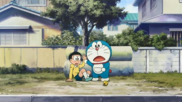電影哆啦A夢:大雄的祕密道具博物館劇照 2