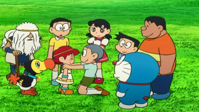 電影哆啦A夢:大雄與奇跡之島-Animal adventure劇照 2