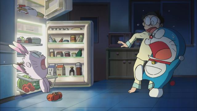 哆啦A夢:新大雄的宇宙開拓史劇照 2
