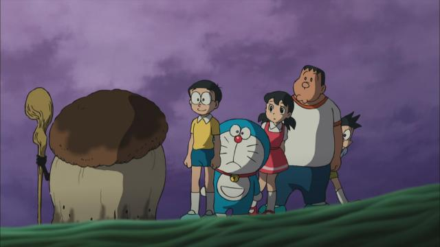 電影哆啦A夢:大雄與綠之巨人傳劇照 3