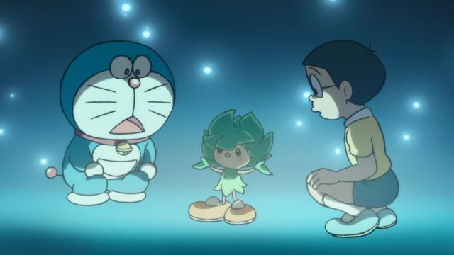 電影哆啦A夢:大雄與綠之巨人傳劇照 2
