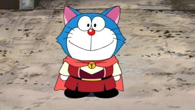 電影哆啦A夢:大雄的貓狗時空傳劇照 2