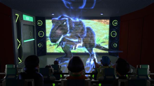 衝鋒戰士 劇場版:恐龍世代劇照 2