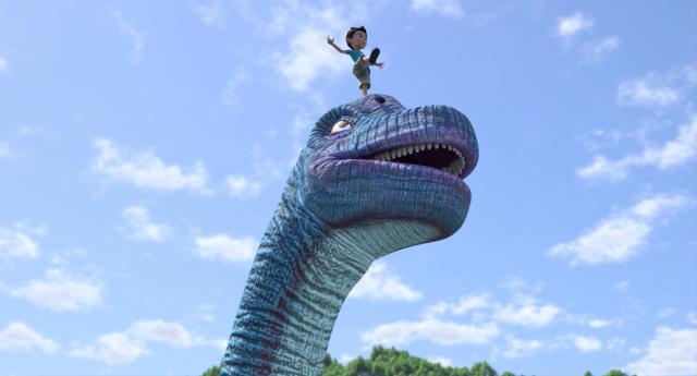衝鋒戰士 劇場版:恐龍世代劇照 8