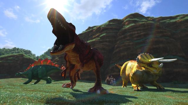 衝鋒戰士 劇場版:恐龍世代劇照 4