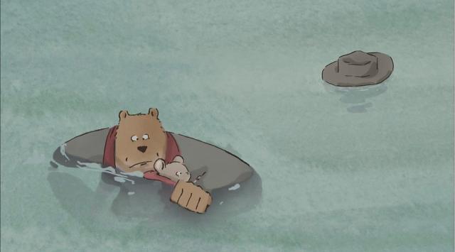 奧尼熊與莎琳鼠劇照 1