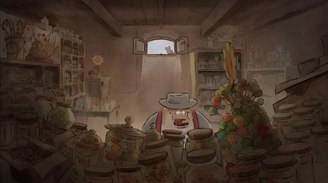 奧尼熊與莎琳鼠劇照 3