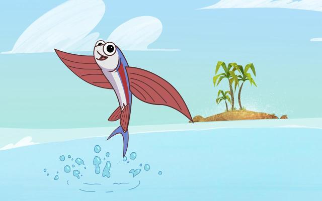 我是一隻魚劇照 2
