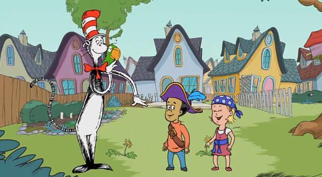 戴帽子的貓 第二季 01-103 線上看