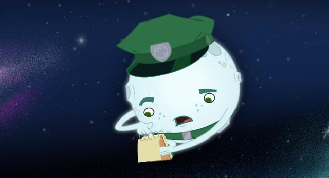 咕咕雞阿布#6 白天的月亮 線上看