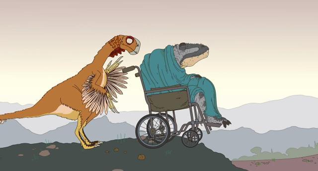 恐龍發現中#4 巨盜龍/平頭龍 線上看