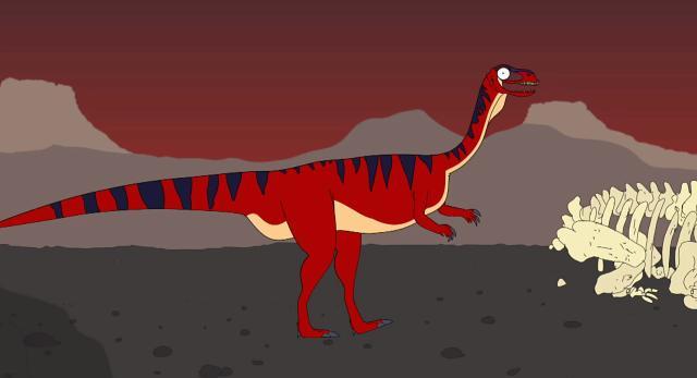 恐龍發現中#11 黑水龍/火山齒龍 線上看