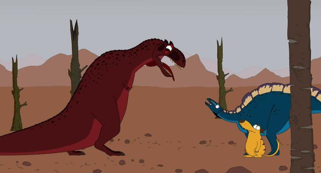 恐龍發現中#12 烏爾禾龍/曉廷龍 線上看