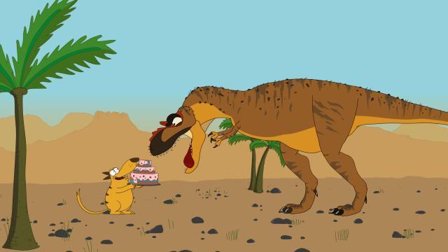 恐龍發現中劇照 4