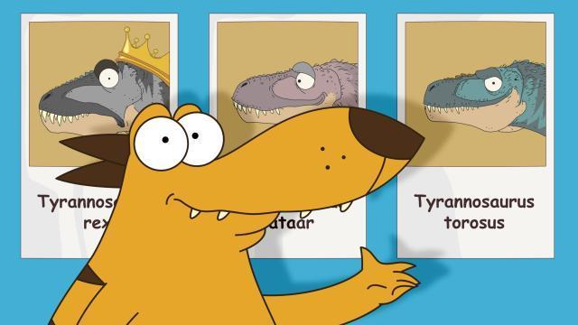 恐龍發現中劇照 3