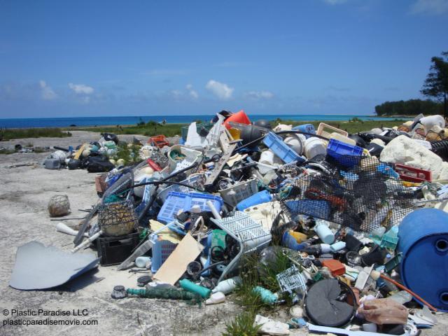 塑膠天堂:太平洋垃圾帶劇照 1