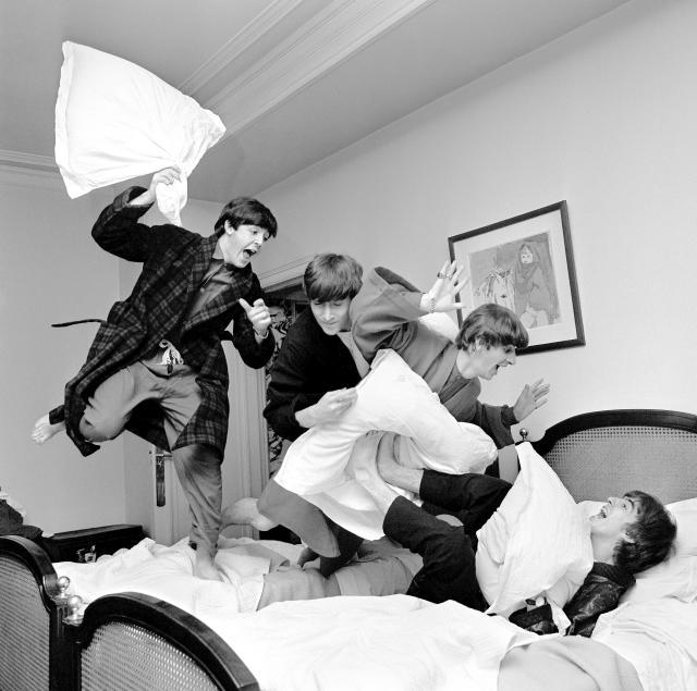 哈利本森:大攝影家劇照 1