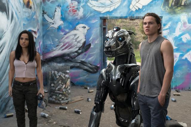 機器戰犬劇照 3