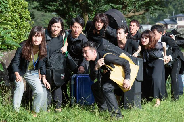 歡迎光臨!東京管樂團劇照 2