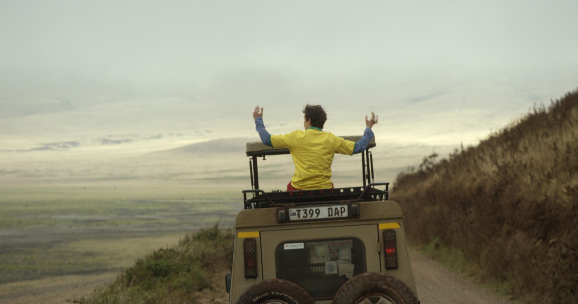 加百列的東非七十天劇照 1