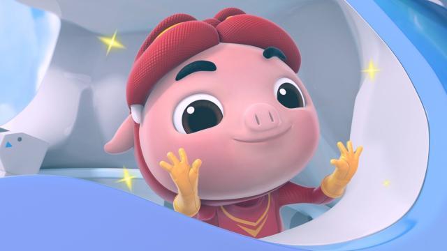 豬豬俠之環球日記劇照 3