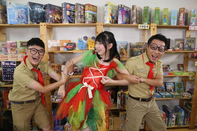桌遊新樂園 第8集劇照 6