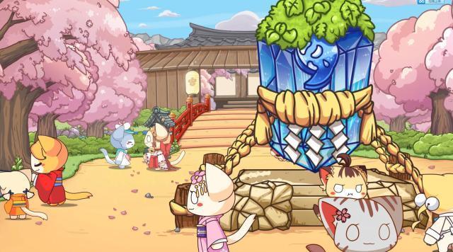 九藏喵窩 第二季 櫻花村篇劇照 10