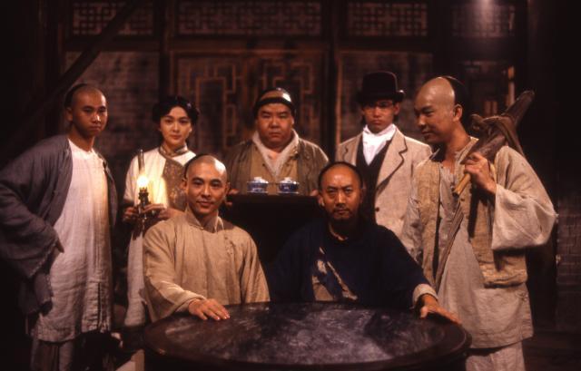 黃飛鴻劇照 2