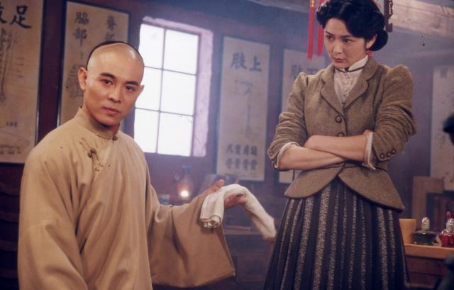 黃飛鴻之西域雄獅劇照 3