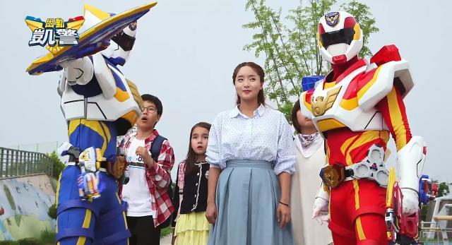 出動凱警第22集【減肥氣球怪】 線上看