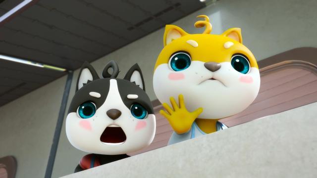 豬豬俠之競球小英雄 第73集劇照 3