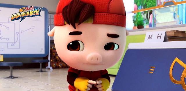 豬豬俠之競球小英雄 全集第2集【尋找強力隊友】 線上看
