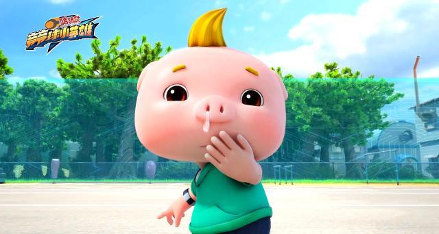 豬豬俠之競球小英雄 全集第3集【元靈爭奪戰】 線上看