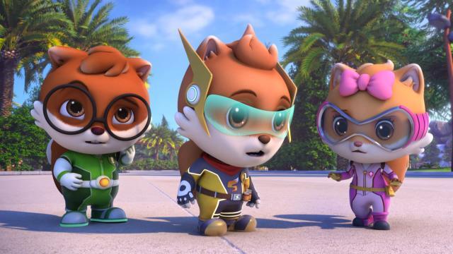 三隻松鼠之松鼠小鎮 第二季劇照 5