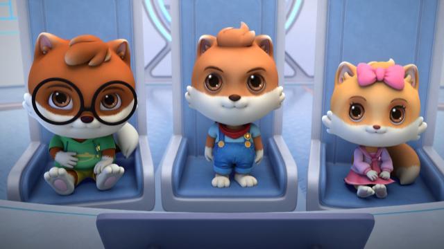 三隻松鼠之松鼠小鎮 第二季劇照 3