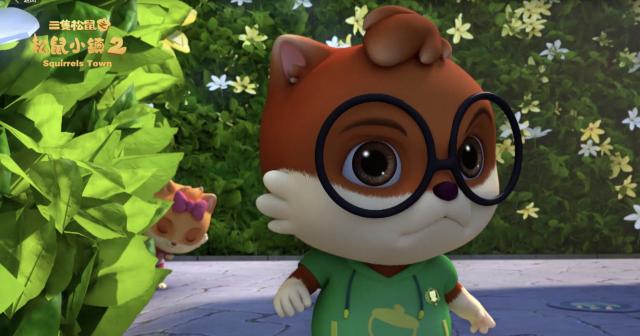 三隻松鼠之松鼠小鎮 第二季第19集【最美的味道】 線上看
